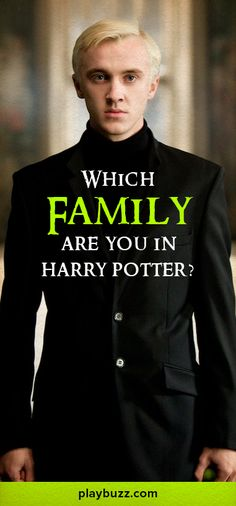 What family would you fit into best in Harry Potter? Take this quiz and find out? Harry Potter Love, Buzzfeed Harry Potter, Harry Potter Hair, Harry Potter Movie Quiz, Playbuzz Harry Potter, Harry Potter Clothing, Harry Potter Facts, Harry Potter Houses Test, Harry Potter Characters