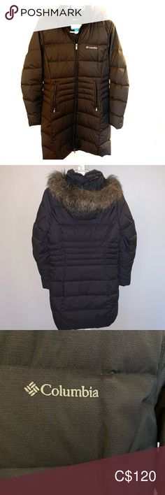 Women's Columbia Down Coat Down Winter Coats, Down Coat, Winter Jackets, Close Up Pictures, Columbia Jacket, Plus Fashion, Fashion Tips, Fashion Trends, Warm Coat