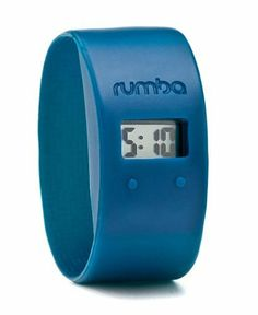 RumbaTime Women's VanDam Denim Small Watch RumbaTime. $16.00. Silicone Unisex Watch. 22mm Wide. Water-resistant to 99 feet (30 M). Ultra Lightweight at only 10 grams. Small Band - Most Women & Children (6 Inches / 160mm)