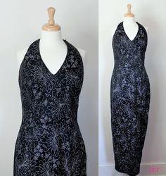 1576b093d3 90s Dress   Vintage Bombshell Evening Dress   by DuncanLovesTess
