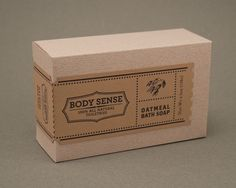 Packaging by James Grendzinski