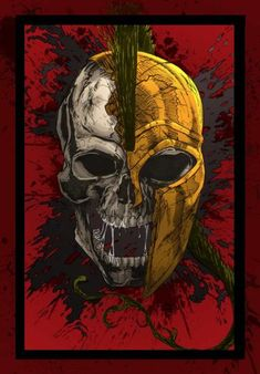 Spartan Helmet and Skull | Getting a tattoo shortly, what say the hive? - Page 2 - AR15.COM