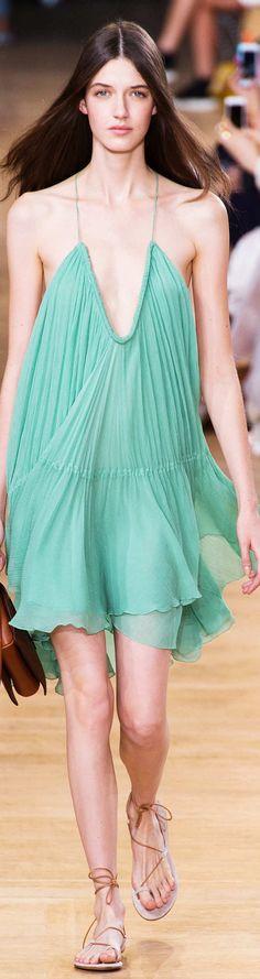 Chloé Collection Spring2015