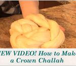 How To Make a Round Crown Challah