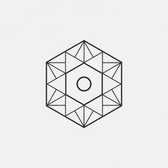 #JA17-814  A new geometric design every day