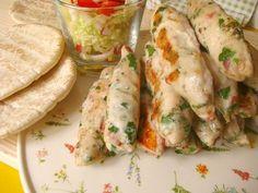Fresh Rolls, Family Meals, Ethnic Recipes, Food, Essen, Meals, Yemek, Eten