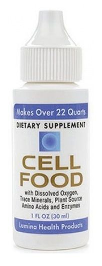Cellfood Oxygen, Minerals & Amino Acids 30ml (FREE SHIPPING)