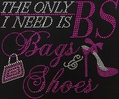 """Rhinestone transfer. Approximate size 5.5""""L x 9.25""""W How to Purchase:  1.) Select your Size and Style of Shirt  from drop down menu  2.) Select Color Shirt   from drop down menu  TERRY RACERBACK TANK**JR FIT**  4.9 oz. 50% poly/50% cotton French Terry Light Weight Poly Cotton Jersey Satin label THE TERRY DOLMAN  4.9 oz. 50% poly/50% cotton French Terry Light Weight Poly Cotton Jersey Satin labell IDEAL V NECK  3.9 oz. 60% combed ring-spun cotton/40% poly Set in collar 1x1 baby rib Tear…"""