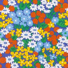 Pattern — Tara Lilly Art & Illustration - Trend Topic For You 2020 Impression Textile, Trendy Wallpaper, Print Patterns, Floral Patterns, Wall Collage, Pattern Wallpaper, Pattern Design, Retro Pattern, Flower Prints