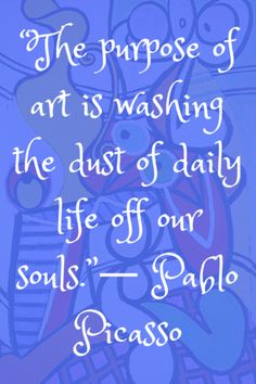 Pablo Picasso Quotes, Pablo Picasso Drawings, Picasso Art, Picasso Paintings, Quotes By Famous People, Famous Quotes, Painting Quotes, Art Quotes, Pablo Picasso Sculptures