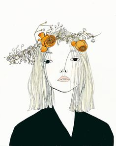 Illustrations by Katy Smail, on the blog today: http://www.artisticmoods.com/katy-smail/
