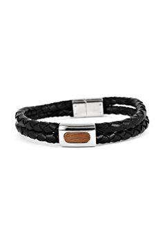 Dparis Braid Magnetic Bracelet