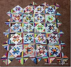 Quiltville's Quips & Snips!!: Sewing with Sadie!