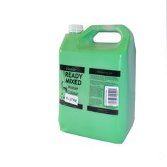 POSTER PAINT GREEN 5L  £8.65