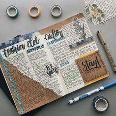 Bullet Journal School, Bullet Journal Inspo, Planner Bullet Journal, Bullet Journal Banner, Bullet Journal Lettering Ideas, Bullet Journal Aesthetic, Bullet Journal Writing, Bullet Journal Ideas Pages, Art Journal Pages