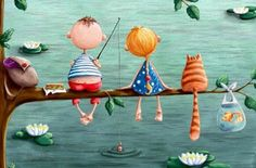 fishing.  via (umla)