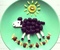 Creative food Art (17 photos)