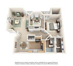 Steadfast Floorplans