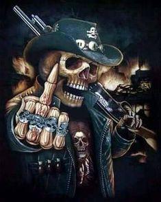 Joker Hd Wallpaper, Skull Wallpaper, Tattoo Cowboy, Arte Lowrider, David Mann Art, Skull Rose Tattoos, Grim Reaper Art, Skull Coloring Pages, Chicano Art