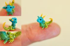Miracle of Nature the Micro Miniature Dragon by wibblequibble on DeviantArt