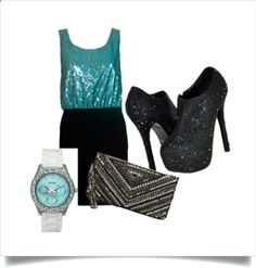 club outfit by seversonheather on Polyvore