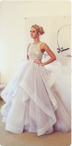 Princess Style Prom Dress, Prom Dresses, Graduation Party Dresses, Formal Dress For Teens, BPD0291