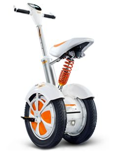Airwheel Electric Unicycle, smart helmets, intelligent e bike.
