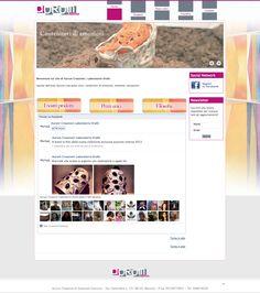 Sito web di presentazione per Aurum Gioielli Messina - Homepage - Realizzato con Joomla 2.5 e K2 - Anno 2013