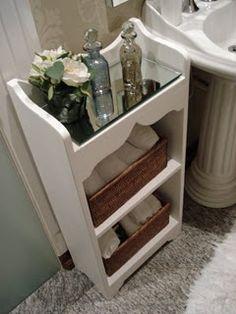 lavabo.