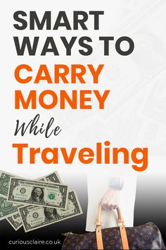 While travel is usually safe, it never hurts to prepare for the worst. Here are some handy travel tips and cool travel products to help hide money while traveling #travel #traveltips #travelitems #traveladvice #travelhacks | Travel Tips | Travel Advice | How to Hide Your Passport | How to Keep Your Passport Safe | How to Hide Money | Travel Hacks | Travel Products | Ways To Hide Money, How To Get Money, Travel Money, Budget Travel, Travel Items, Travel Advice, Travel Hacks, Travel Info, Packing Tips