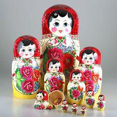 i've always loved nesting dolls