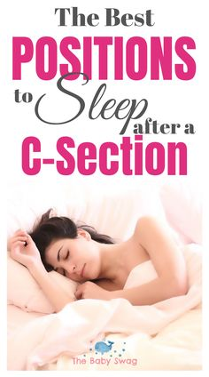 The Best Positions to Sleep After a C-Section For new moms, sleeping for hours is simply impossible, especially during the first few months after giving birth. So how do you get a good sleep after C-sections? Here are the best positions we recommend. Postpartum Anxiety, Postpartum Recovery, Postpartum Care, Postpartum Depression, Gentle Parenting, Parenting Advice, Kids And Parenting, Best Sleep Positions, Baby Hacks