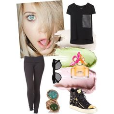 Skater Girl   style   fashion