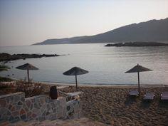 Manganari Beach, Ios Island, Greece