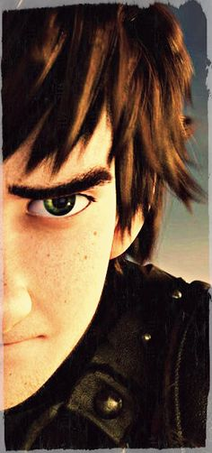 Hiccup. HTTYD2