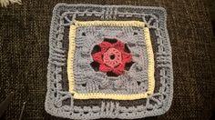 #kalevalacal_kätkettyaurinko valmiina #lampi paketin väreissä Blanket, Crochet, Blankets, Knit Crochet, Crocheting, Comforter, Chrochet, Hooks, Ganchillo