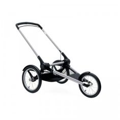 This stroller can be purchased as a complete jogging stroller or as a frame-only accessory for use with an existing Bugaboo seat.