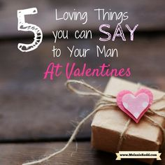 Need some ideas for a creative and inexpensive Valentine& gift for that man in your life? Here are 5 positive things you can say to your man (and write to him) that will inspire him this year! Why not drop by to get some great ideas? Fierce Marriage, Marriage Is Hard, Marriage Advice, Christian Stories, Christian Post, Valentine Words, Valentine Gifts, Valentine Ideas, Fruit Of The Spirit