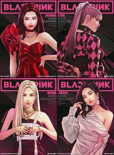 Kpop Girl Groups, Korean Girl Groups, Kpop Girls, Black Pink Songs, Black Pink Kpop, Blackpink Wallpapers, Rapper, Blackpink Poster, Mode Kpop