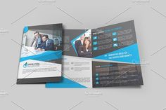 Free Professional Brochure Template Psd Designs  Brochure