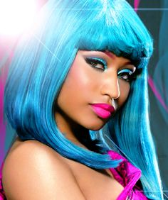 Nicki Minaj love you so much with all my heart to the bottom of my heart