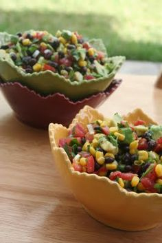 stilettos & bubblegum: avocado corn salsa This is a definite favorite wherever I take it. PASS!!