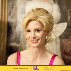 Celia from the Help. I loved this character the best and she proved to be so independent and just as lovely.