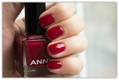 ANNY Nail Polish 077 It's Just Love Swatches