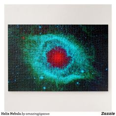 Helix Nebula Jigsaw Puzzle