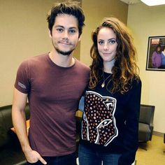 Dylan O'brien. Kaya Scodelario . The maze runner,  the scorch trials