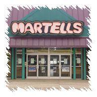 Martells Tiki Bar in Point Pleasant, NJ