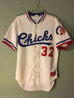 1992 memphis chicks minor southern league baseball game used jersey from $125.0
