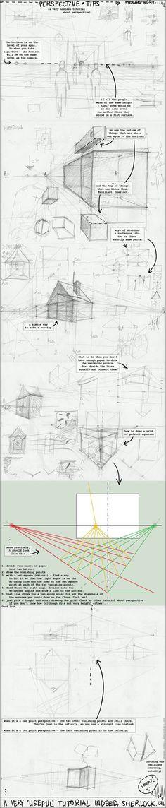 Perspective perhaps-tutorial 2 by *Megan-Uosiu on deviantART: