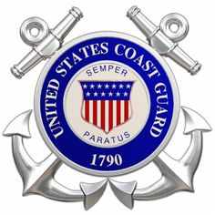 United States Coast Guard Sculpture Standing Photo Sculpture; $31.90 #stanrail - Style: Sculpture ; Whether on a desk, at the office or in the living room, photo sculptures bring your memories to life. Made of acrylic with a black stand, they are a great conversation piece. Final size is approximate and depends on cut-out size of image. The United States Coast Guard (USCG) is a branch of the United States Armed Forces and one of the country's seven uniformed services.  #stanrails_store